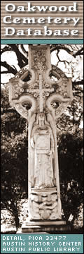 Oakwood Cemetery Database
